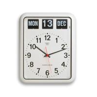 Jadco BQ12 Calendar Clock Bank Clock