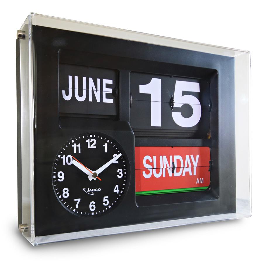 large digital clock calendar calendar template 2016