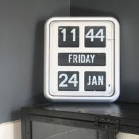 Jadco BQ170 Day of the Week Calendar Clock