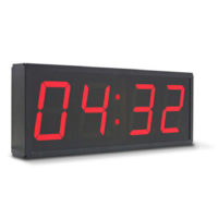 Jadco 4500 LED digital clock